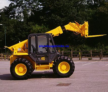Planetary gearboxes,  Planetary gear drives, Rigid and steering axles for Telescopic_handlers